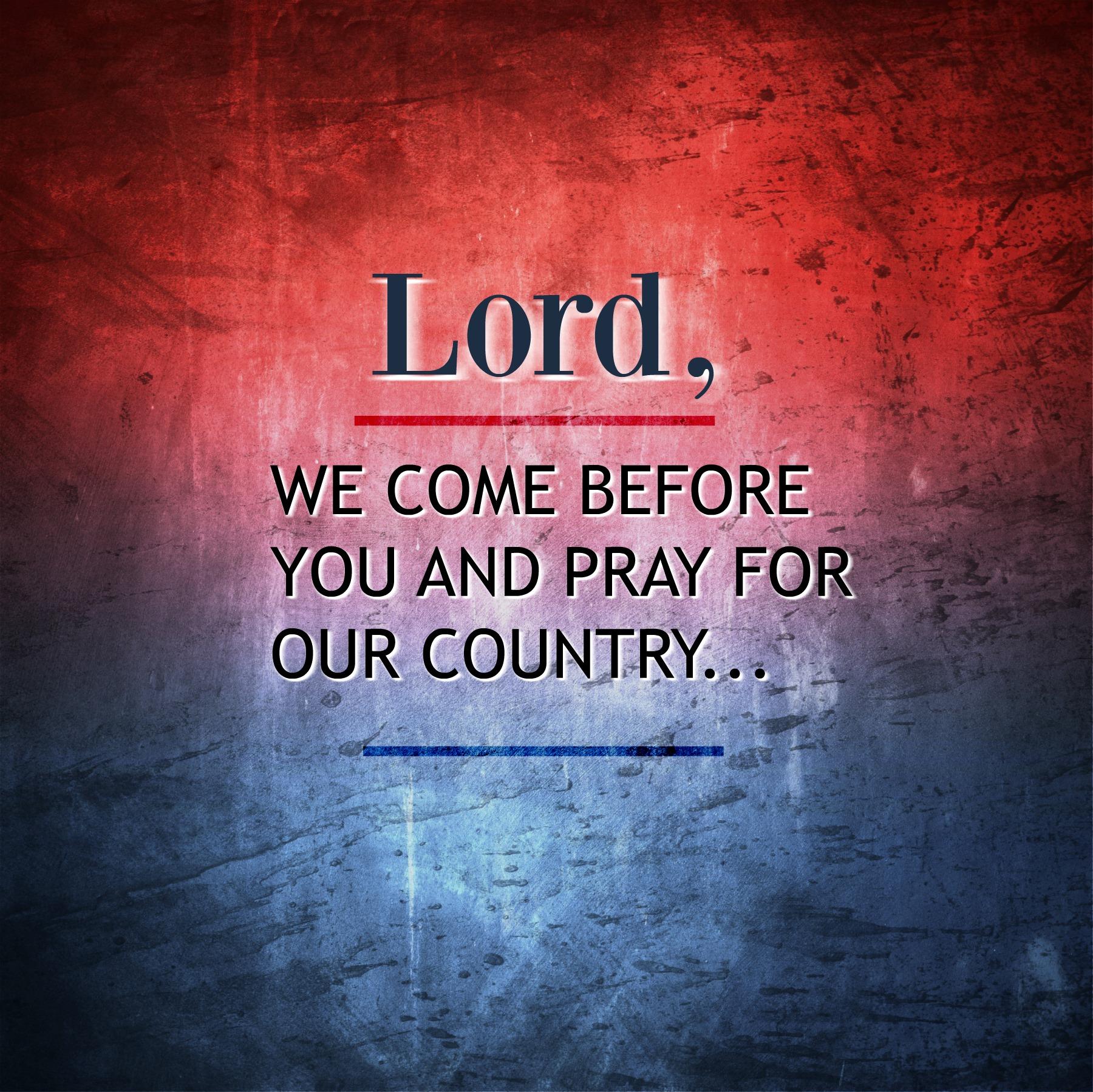 A President's Day Prayer