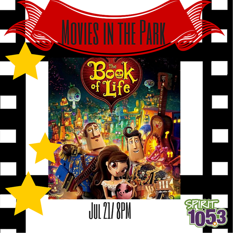 The Book Of Life - July 21st