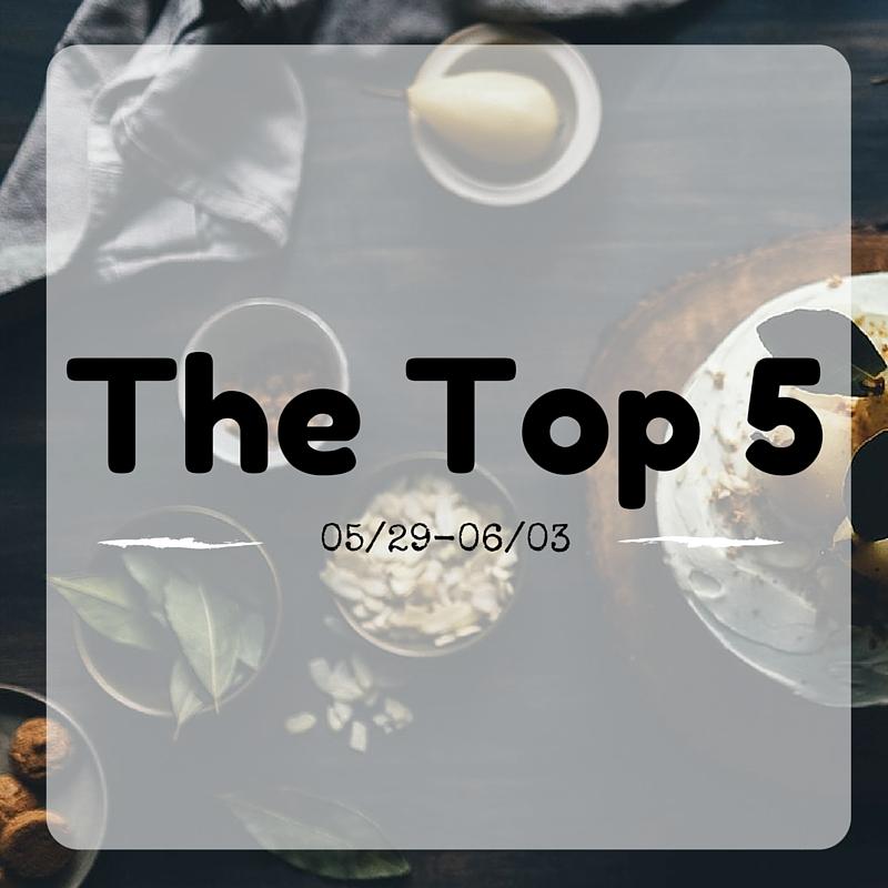 Top 5 Facebook Of the Week
