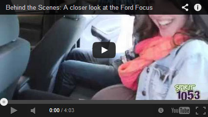 Behind the Scenes: A closer look at the Ford Focus