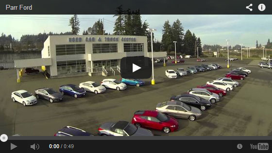 VIDEO: On Location at Parr Auto