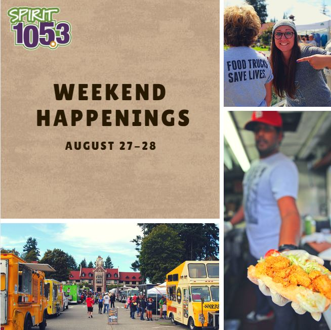 Weekend Happenings: August 27-28