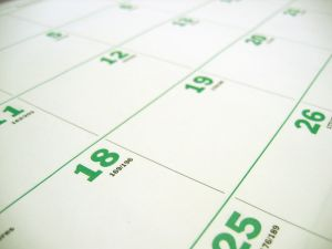 Getting Started & Important Dates to Remember