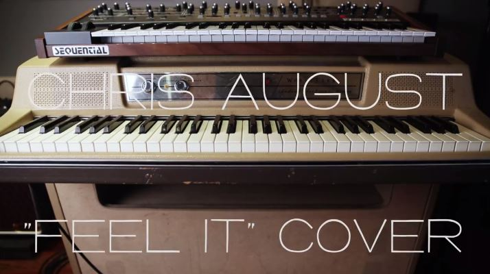 Chris August Covers Toby Mac's 'Feel It'