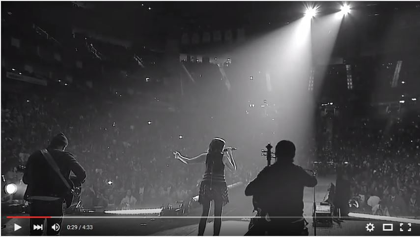 Rare intimate interview with Francesca Battistelli and her husband Matt