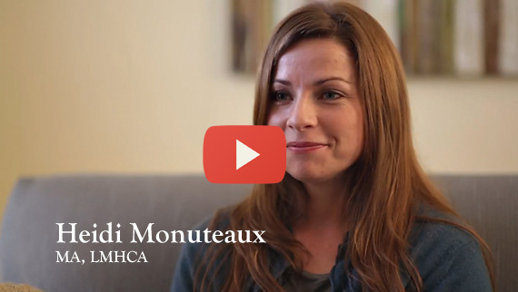 Meet Heidi Monuteaux, MA, LMHCA