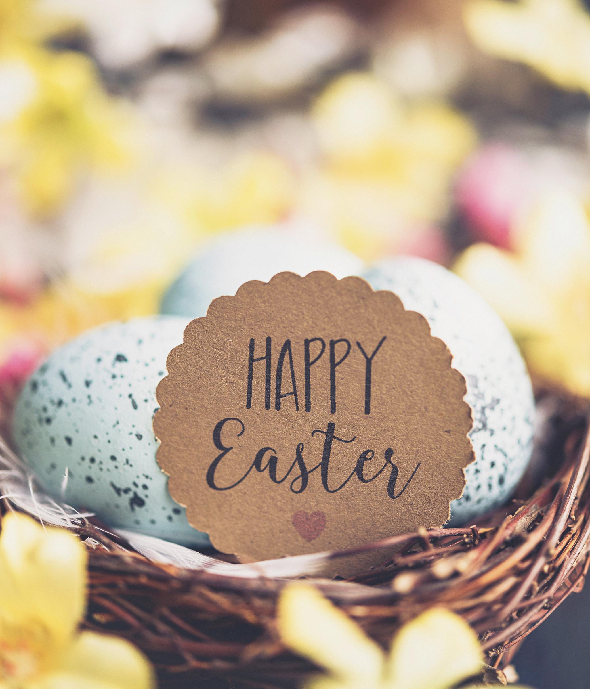 Happy Easter & Top 10