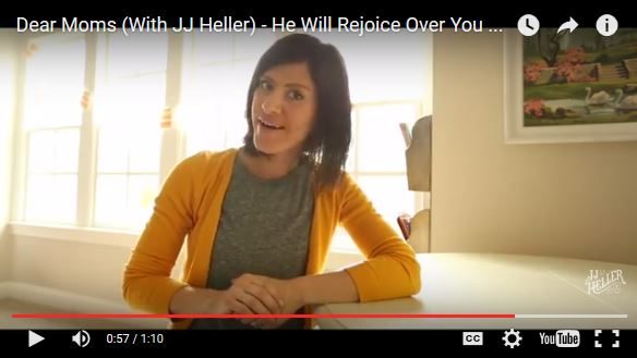 He Will Rejoice Over You With Singing