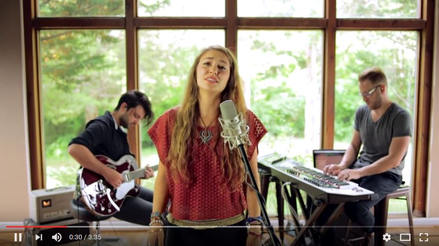Lauren Daigle LIVE on NBC's TODAY show on August 2nd