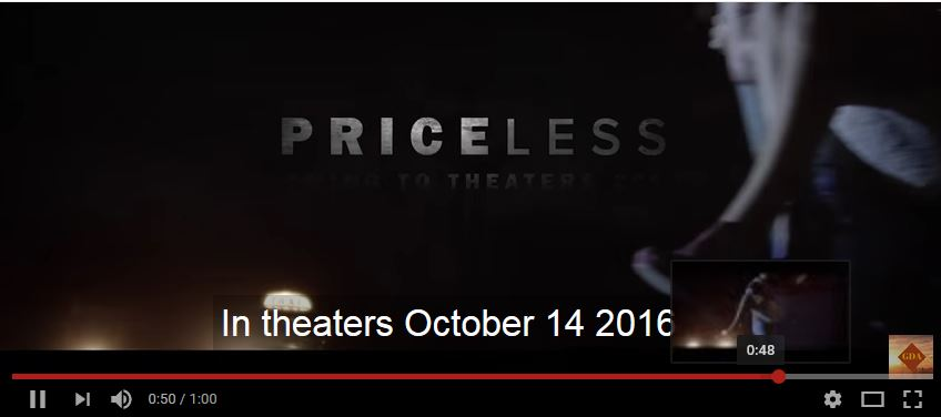Priceless Movie Trailer