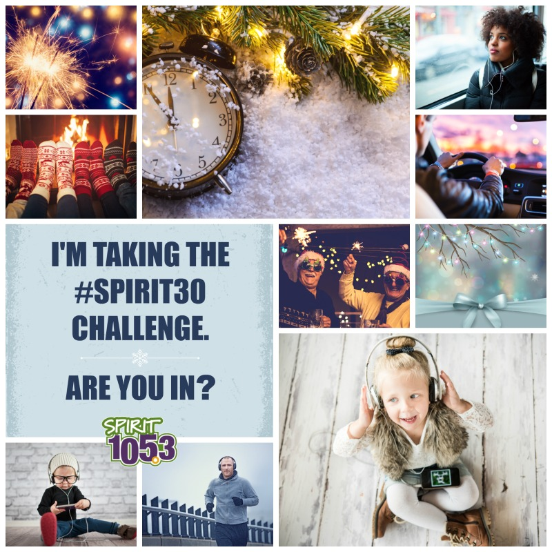 Take the New Year, New You Challenge