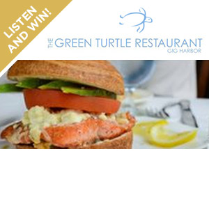Win a $50 Gift Certificate to the Green Turtle!