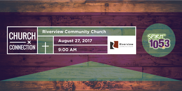 Join us on Sunday, August 27!