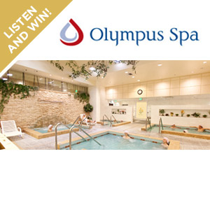 Win a $100 Gift Card to Olympus Spa!
