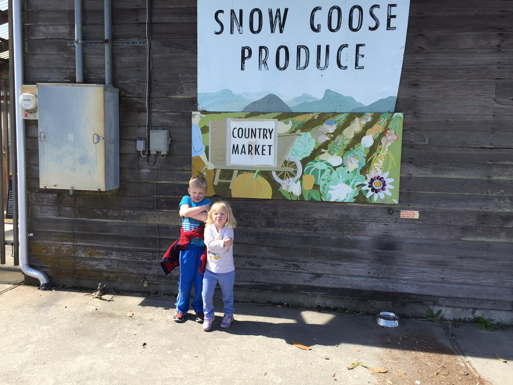 Off the Beaten Path: Snow Goose Produce
