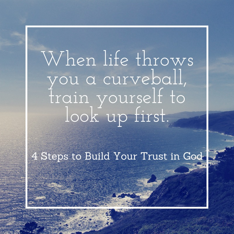 Train Yourself to Look Up First