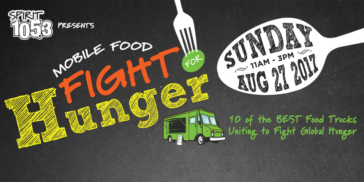 Mobile Food Fight for Hunger Returns Aug 27th!