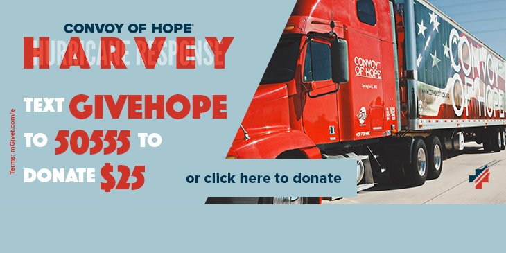 Help Give Hope to the Hurricane Victims