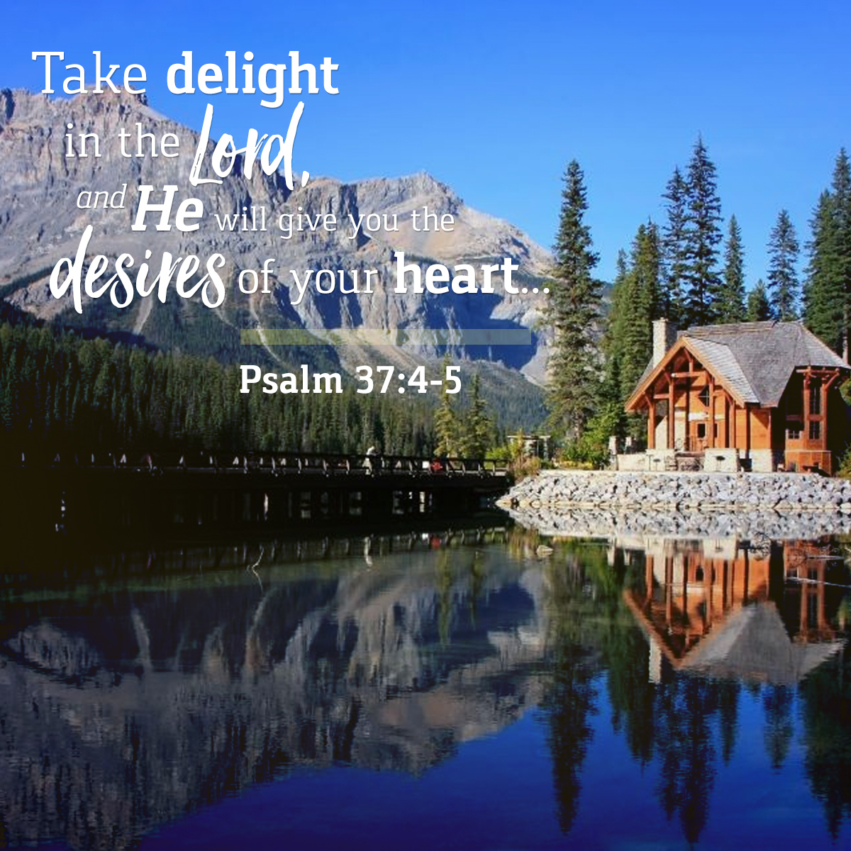 Pastor's Perspective: Delighting in the Lord