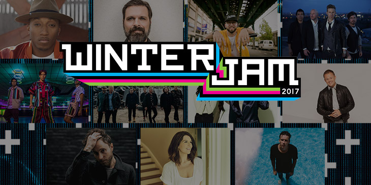 Win a Winter Jam 2017 Super Fan Experience
