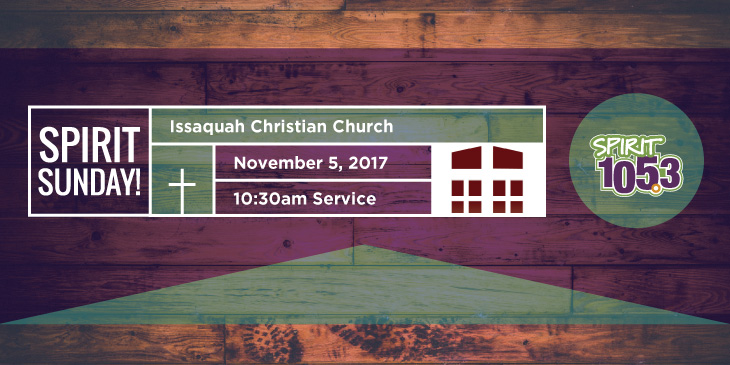 Join us Sunday, November 5th!
