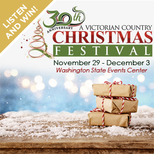 Win 4 Tickets to Victorian Country Christmas!