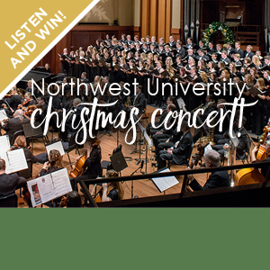 Win 4 Tickets to NWU Christmas Concert!