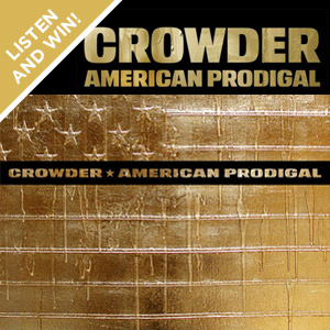 2 tickets to David Crowder at the Moore Theater