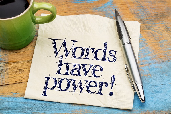 Pastor's Perspective: Words Have Power