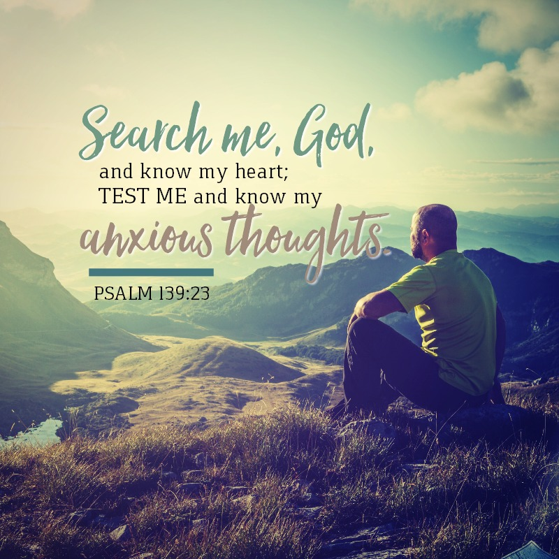 Pastor's Perspective: Psalm 139