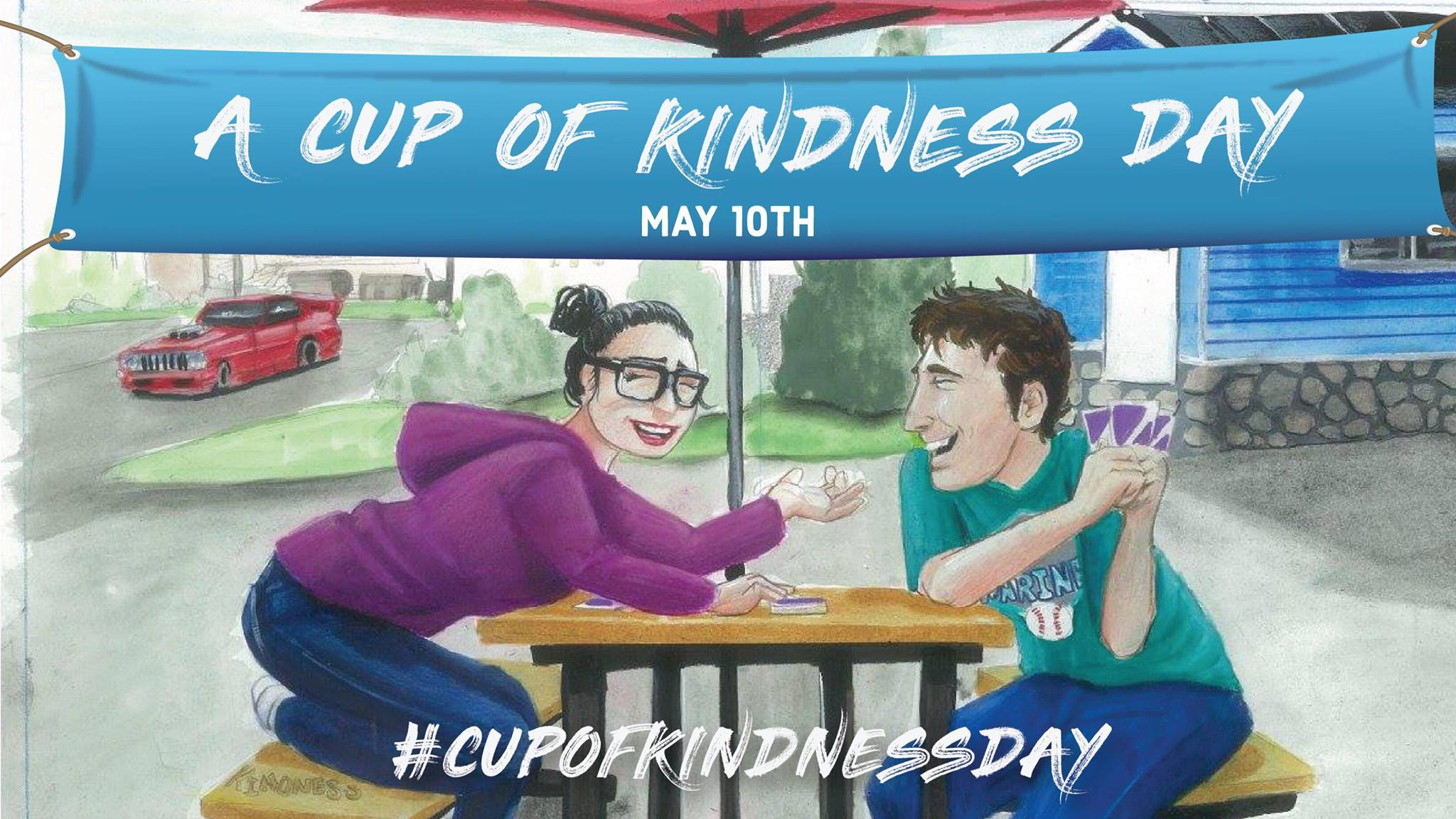 Cup of Kindness Day - Do Your Part