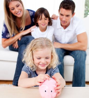Opening An Account For Your Kids