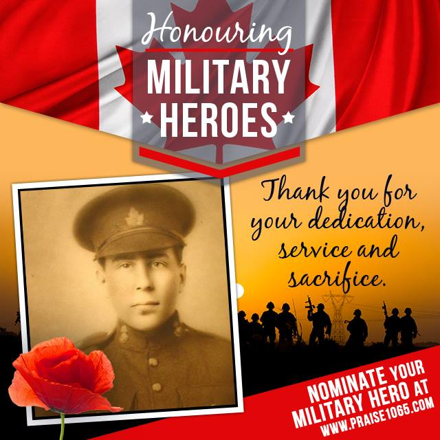 Military Hero - Cyril Tidbury, Heaven