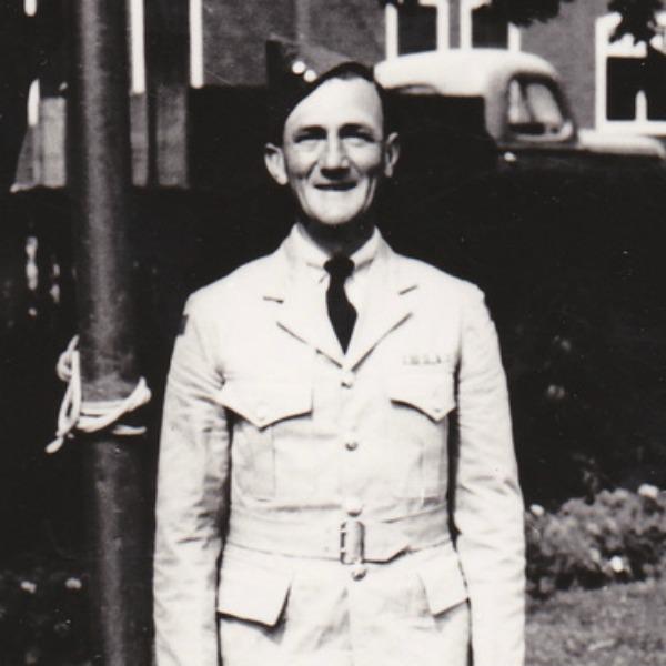 Military Hero - Harold Langton, Heaven