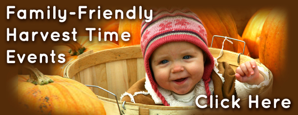 Family-Friendly Harvest Time Events