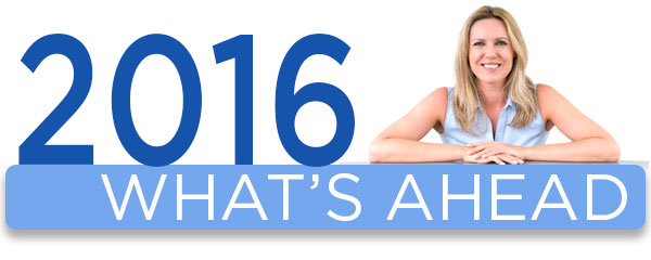 What's Ahead In 2016