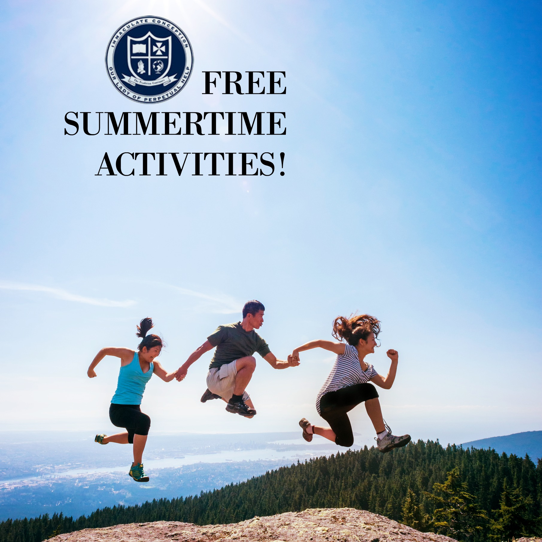 FREE Summer Activities For All Ages