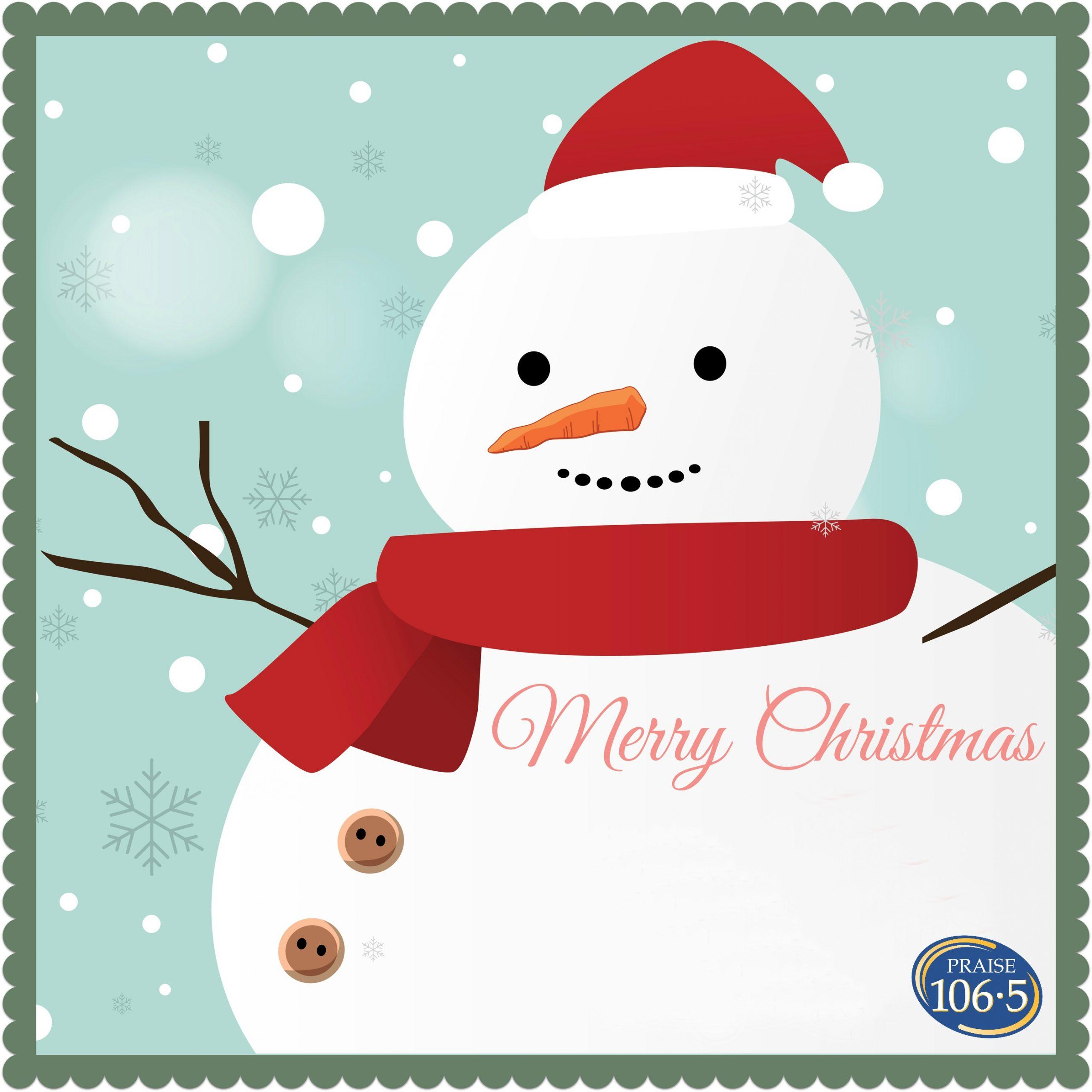 Frosty the Snowman?! Jingle Bells?