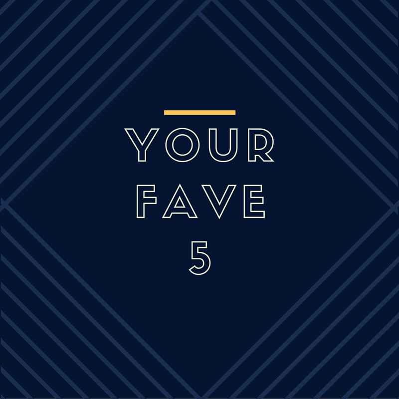 Facebook Top 5 (07/09-07/15)