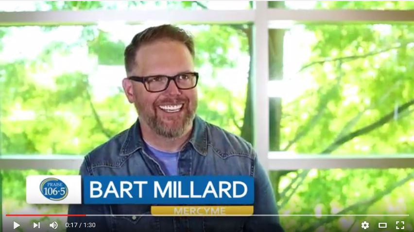 Bart Millard Shares His Best Parenting Advice