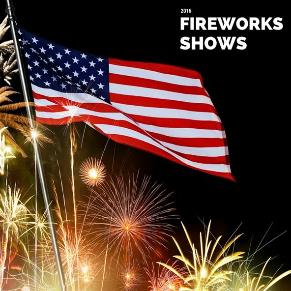 2016 Fireworks Shows