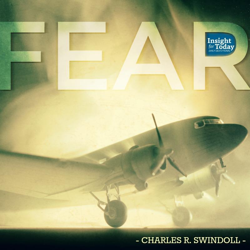 Daily Devotion: Fear