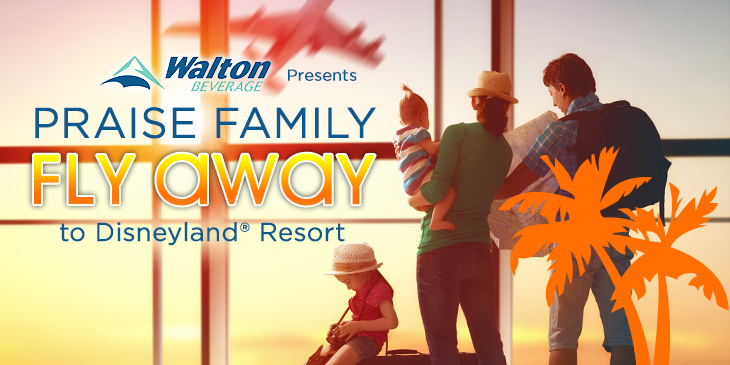 Family Fly Away - Enter Today