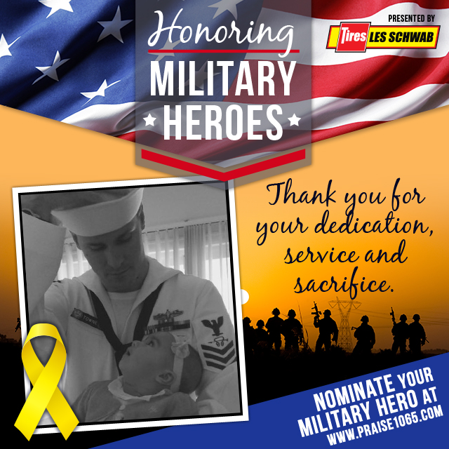 Military Hero - Bailey A. Towne