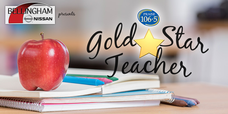 Gold Star Teacher