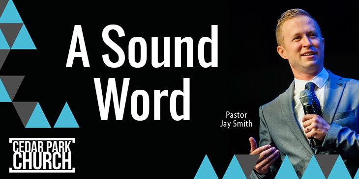 A Sound Word