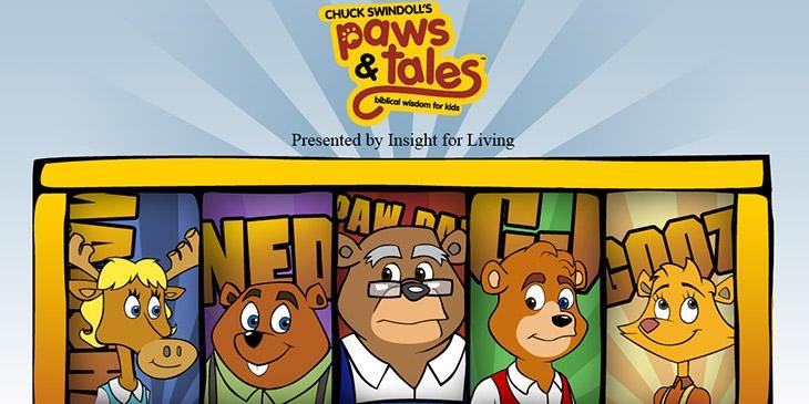 Paws N' Tales