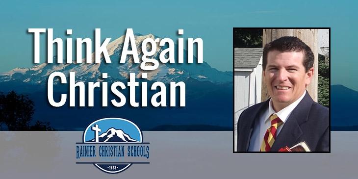 Think Again Christian
