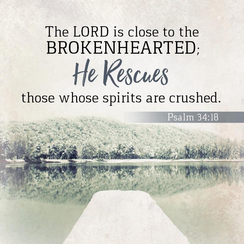 Psalm 34:18-