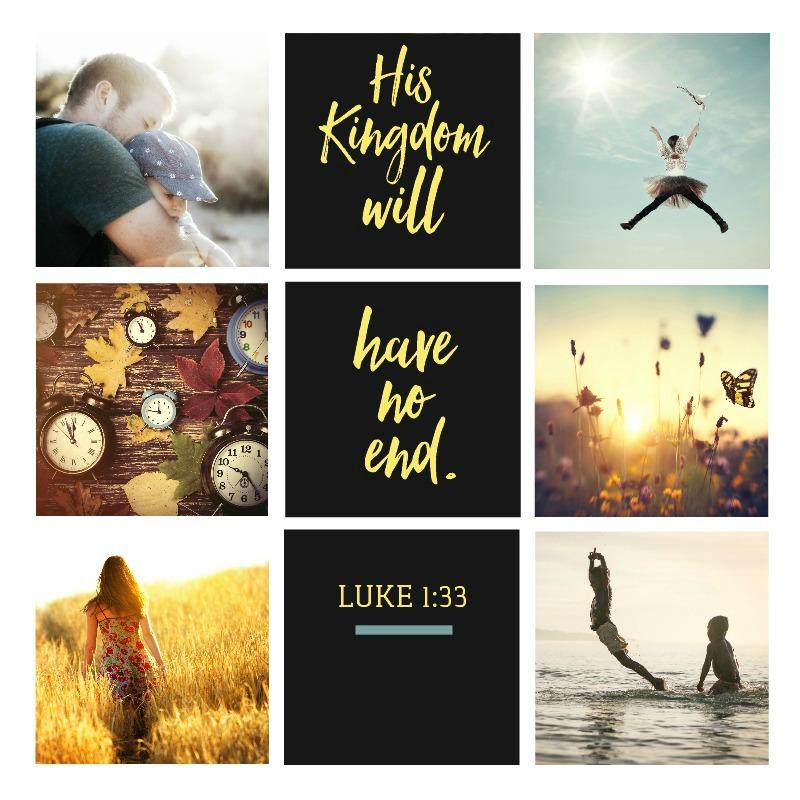 Luke 1:33